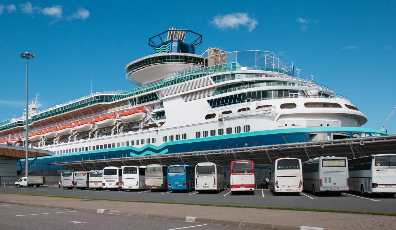 Excursiones para cruceros en San Petersburgo 3 dias